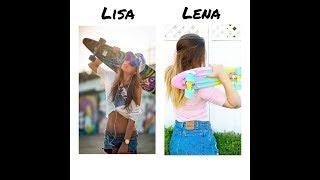Are you Lisa or Lena?Sind Sie Lisa oder Lena?