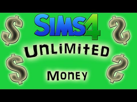 Sims 4 - Unlimited Money Cheat (EASY)