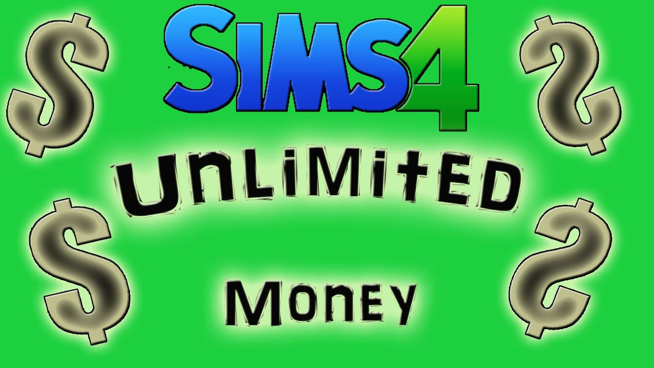 sims 4 cheats unlimited money