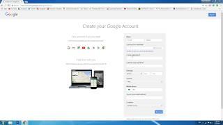 Comment Créer Votre Compte Google| Par Ahsan Al Tv Pakistan