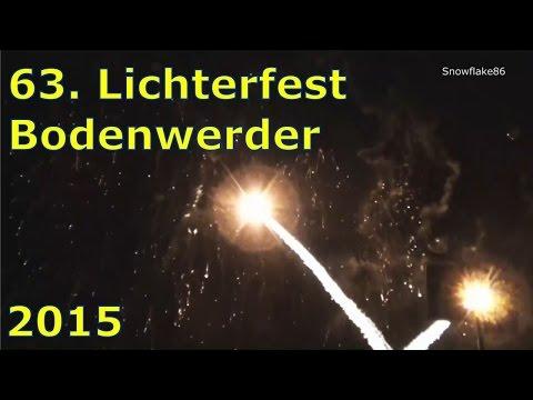 63. Lichterfest Bodenwerder | 2015 | Die Weser brennt (Cut)