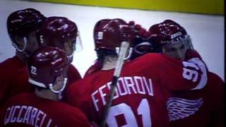 HHOF Spotlight: Russian NHL leader Sergei Fedorov