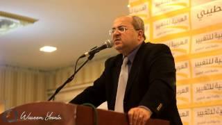 كلمة الدكتور احمد طيبي في مؤتمر الحركة العربية للتغيير