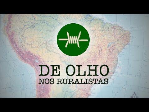 De Olho Nos Ruralistas: contribua agora!