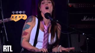 Beth Hart - Thru the window of my mind en live dans les nocturnes RTL