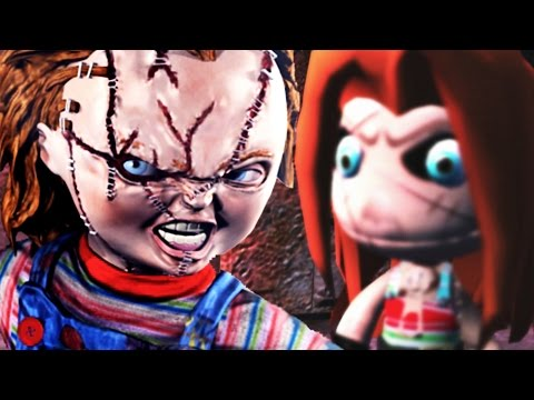 LittleBigPlanet 3 - CHUCKY IS HERE TO PLAY! - (Little Big Planet 3)
