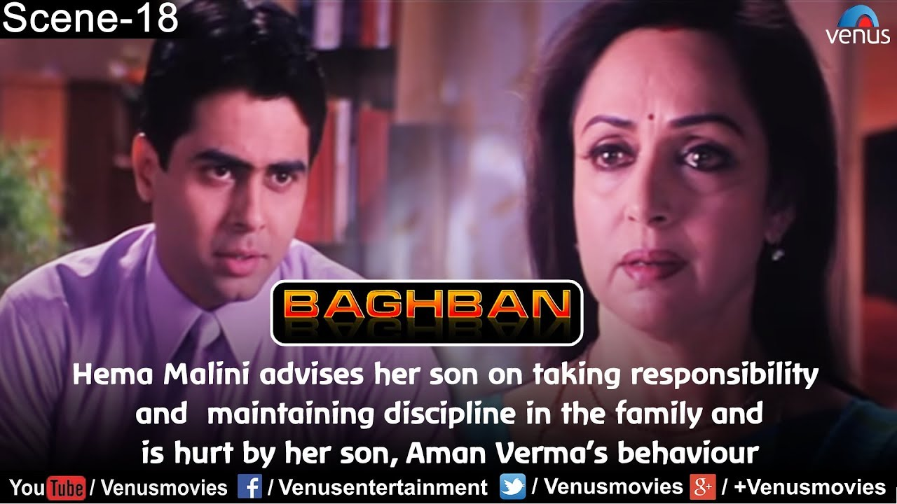 Hema advises son taking responsibility, maintaining discipline in family &  hurt by son, behaviour