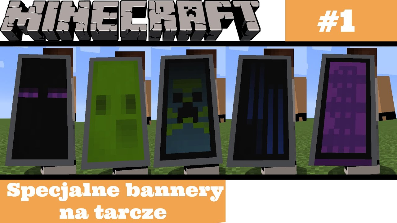 Minecraft Tarcza Crafting