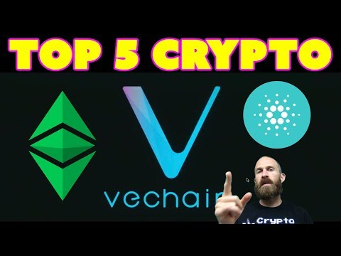 Top 5 Crypto for August 2018 - $ADA $ETC (plus some surprises...)