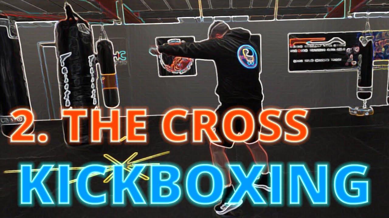 Jacob Wells Kickboxing Series - 2. The Cross