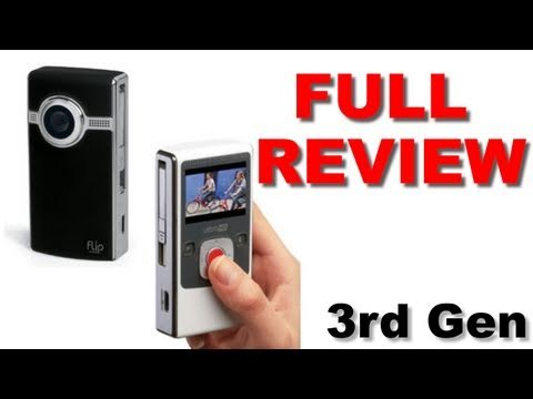 Flip UltraHD Full Review (3rd Generation)
