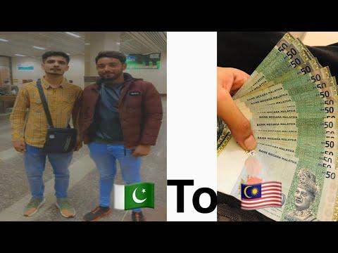 Pakistan To Malaysia
