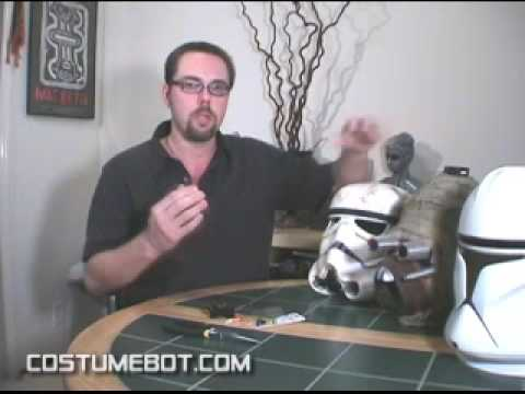 How to Add a Fan to a Helmet or Mask