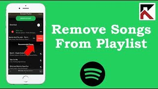 how-to-remove-song-from-playlist-spotify-iphone