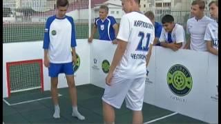 Челябинские студенты придумали новый вид спорта