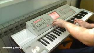 Korg M3 demo