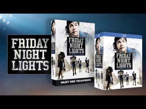 Friday Night Lights   Complete Series On DVD U0026 Blu Ray