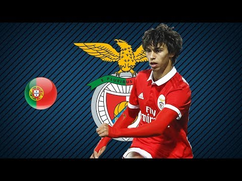 JOAO FELIX | SL Benfica | Goals, Skills, Assists | 2017/2018 (HD)