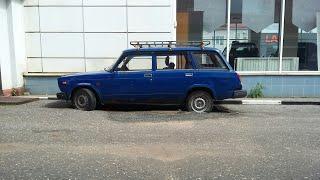 Заброшенные автомобили Владимира