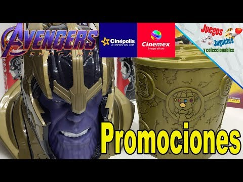Cazando Coleccionables De #AVENGERS ENDGAME Cine ► Juegos Juguetes Y Coleccionables