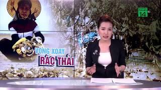 VTC14   Rác thải bức tử rừng phòng hộ ven biển Thanh Hóa