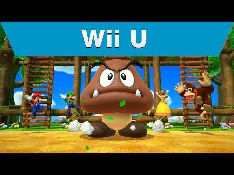 Wii U - Mario Party 10 Trailer