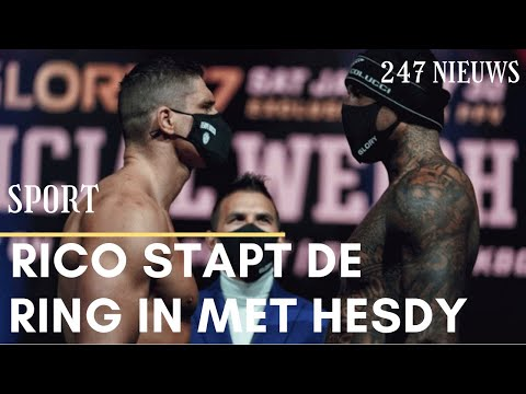 RICO VERHOEVEN VS GESDY GERGES (FULL FIGHT)