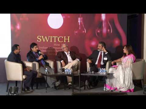 Switch - How 12 Indian Companies Managed Change Successfully