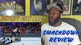 Top 10 SmackDown LIVE moments: WWE Top 10, June 4, 2019 -REACTION/REVIEW