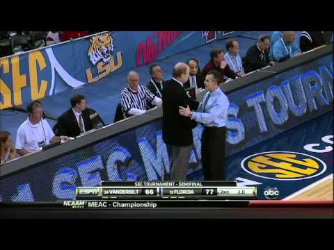 SEC In The Paint - Basketball Tournament Semifinals