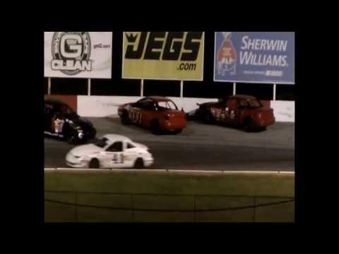 Greenville Pickens Speedway Highlights 2016