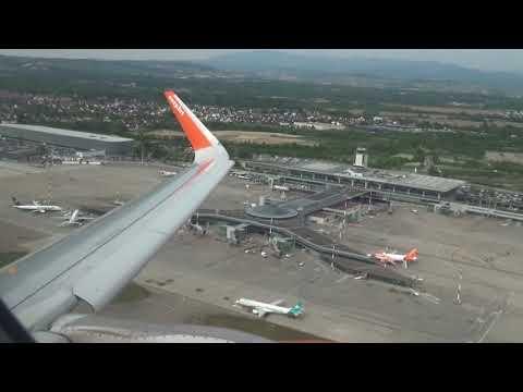 Trip Report EasyJet Flug EZY4638 Basel nach Berlin A320 G-EZWP 02.05.18