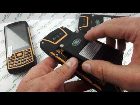 Видео Обзор Land Rover N2 ПОГРУЖЕНИЕ В ВОДУ защищенного смартфона PTT
