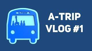A-trip VLOG - Мужик в лосинах или как мы открывали Ярославль заново