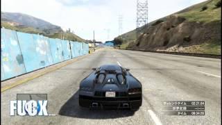 GTA5 オンライン お金稼ぎ 1分で100億円のレース(非グリッチ、非バグ、非チート) GTAV ランク上げ thumbnail