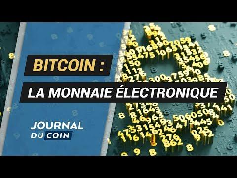 ANALYSE BITCOIN : LA MONNAIE ÉLECTRONIQUE