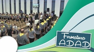 Formatura ADAD - AD Floripa