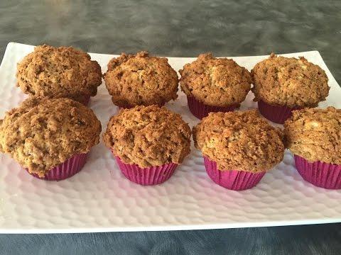 Apple Struesel Muffin