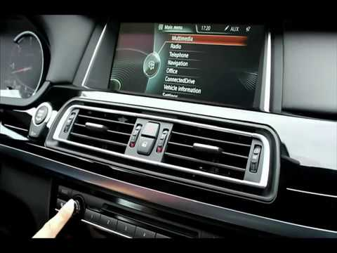 Video in motion - BMW i3
