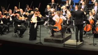 Brahms Double Concerto 1er Mov