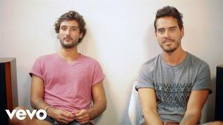 Fréro Delavega - @VevoFrance Session Twitter En Direct avec Fréro Delavega