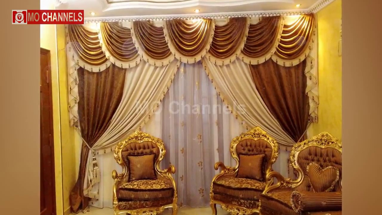 Window Curtain Designs Photo Gallery YouTube
