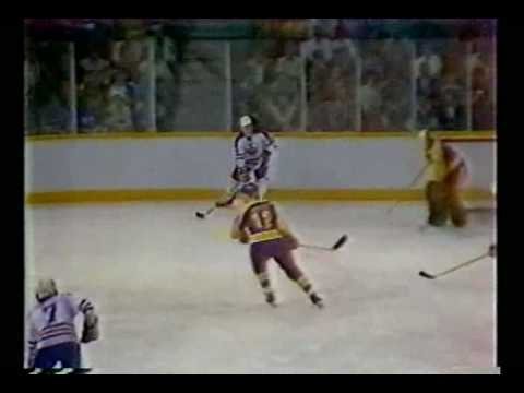 1982 Kings vs. Oilers Game 1 Highlights: First Period