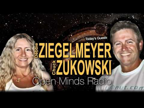 UFO/Paranormal investigators Debbie Ziegelmeyer and Chuck Zukowski | Open Minds Radio