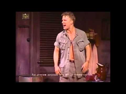 Why God why - Miss Saigon Manila 2000