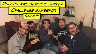 Duhop WWE Beat the Buzzer Challenge Game Show Round 13
