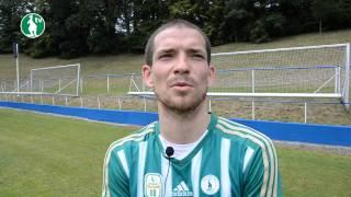 27. 6. 2015 - 1.FK Příbram - Bohemians Praha 1905 2:3 (1:1) - pozápasové rozhovory