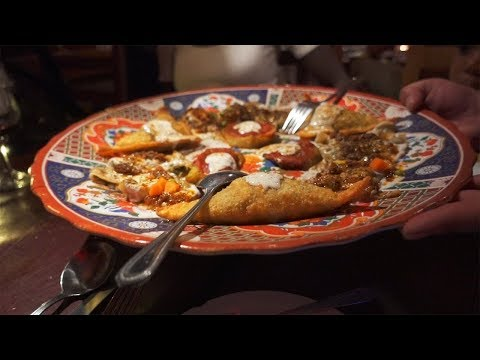My Favourite Restaurants in Montreal : Khyber Pass