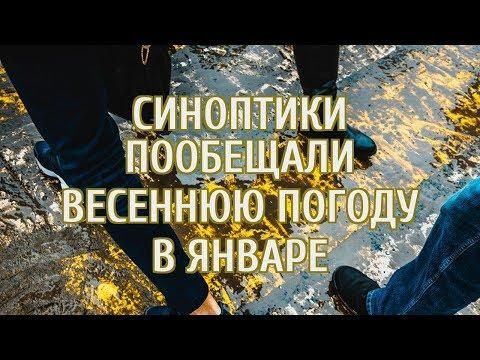 🔴 Синоптики пообещали россиянам оттепель в середине зимы