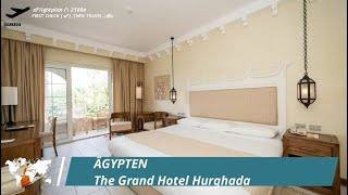 Grand Hotel Hurghada 4* 🏨 › Hotel in Hurghada, ☼ Egypt (Ägypten) ☼ Red Sea Hotels
